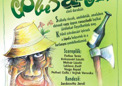 Góbéságok plakát