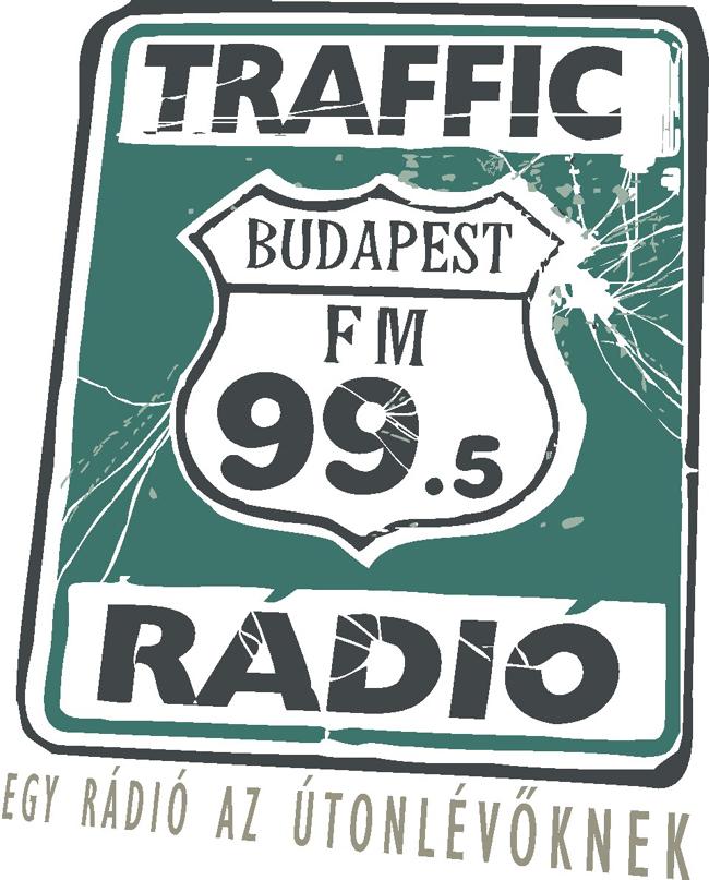 Traffic Rádió logó